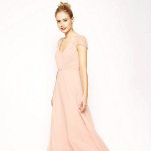 ASOS Kate Lace Maxi Dress - NWOT